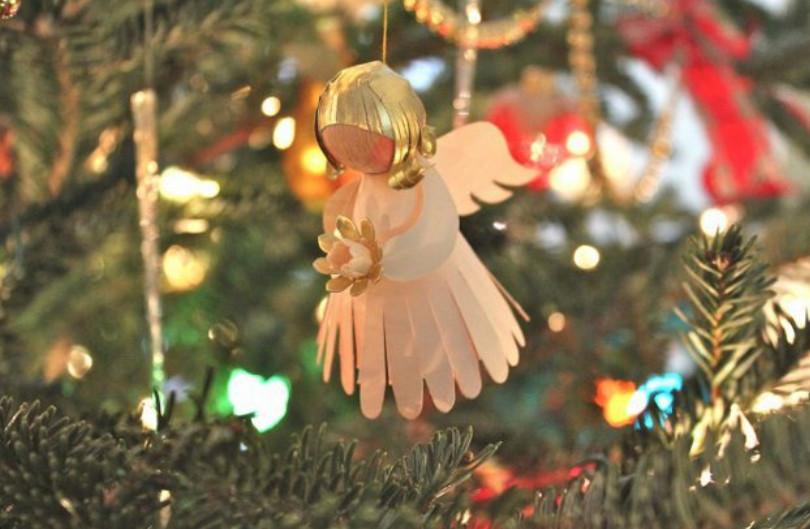 Подделка своими руками на рождество