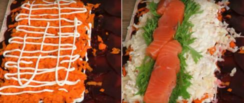 Сварила свеклу, морковь, картофель… Банальностью здесь и не пахнет!
