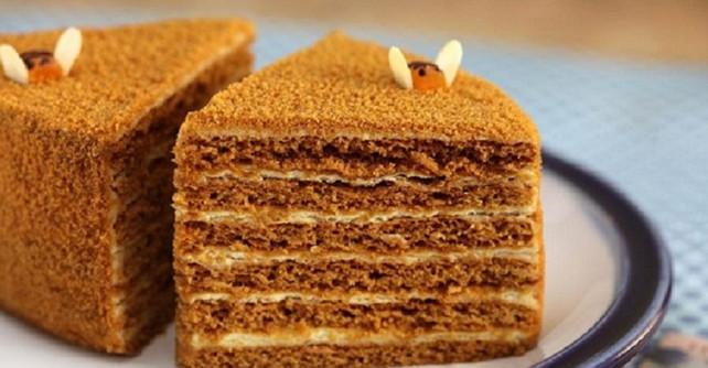 Лучшее тесто для «Медовика»: рецепт для ленивых...