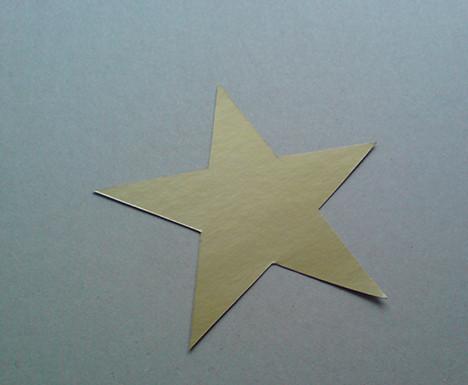 1920х1080, открытка на 23 февраля объемная звезда