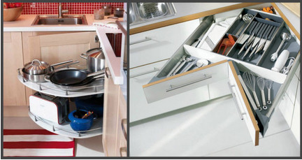 Интересные варианты хранения посуды: 65 фото-идей...
