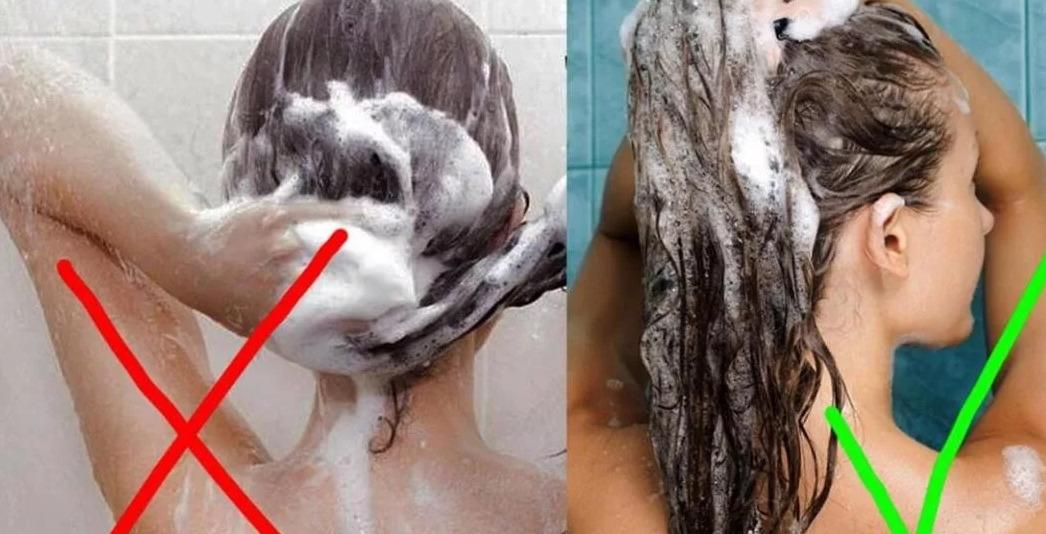 6 золотых правил, как правильно мыть голову. Дельные советы по мытью волос