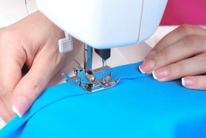 Как научиться шить ровно