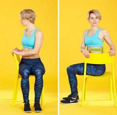 Упражнения для укрепления спины. Как после массажа