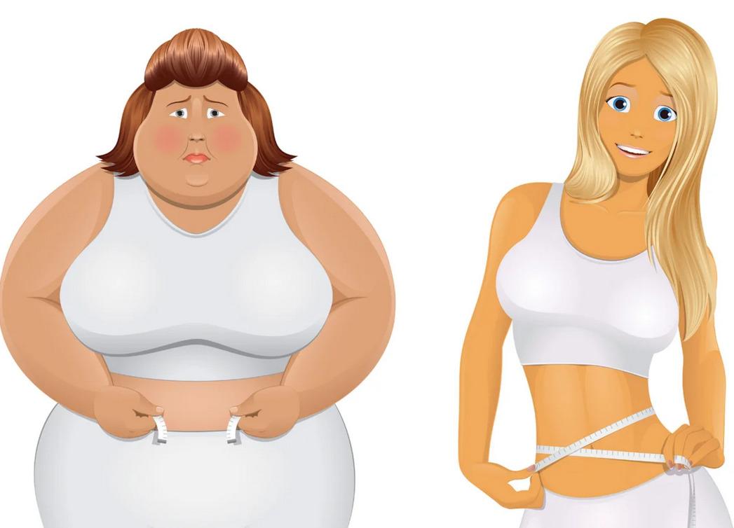 О чём говорят жировые отложения на разных частях тела
