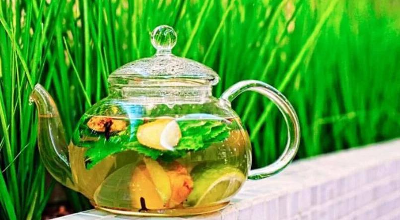 Чай, который растопит лишние килограммы