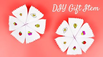 🎁 Бумажные сюрпризы 🎁 Как сделать коробку для подарка из бумаги своими руками 🎁 Diy Поделки оригами